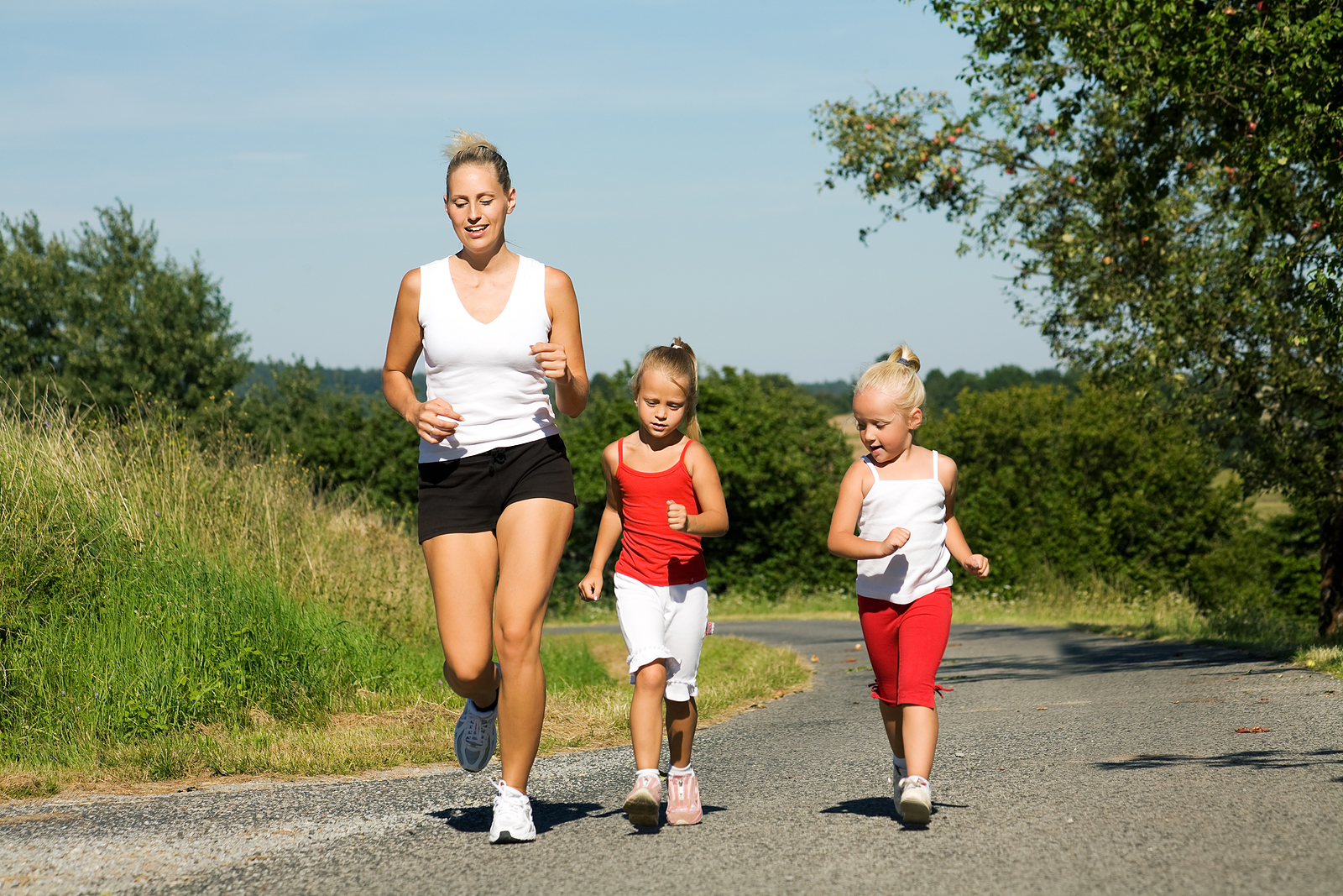 When Should Kids Start Running And How Far?