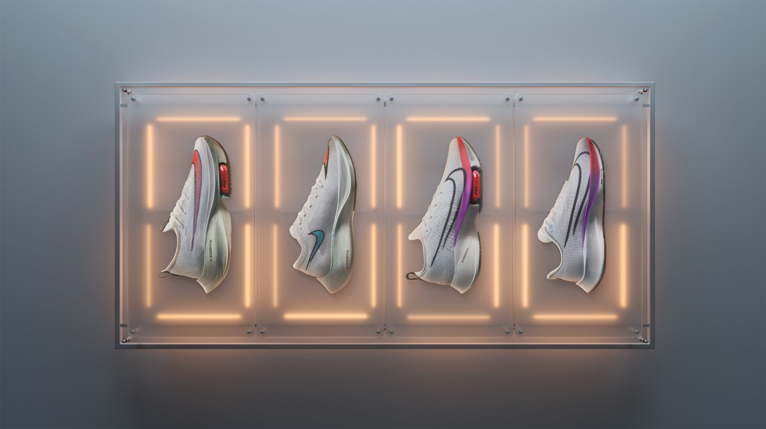Nike Running Footwear Product Overview 2020