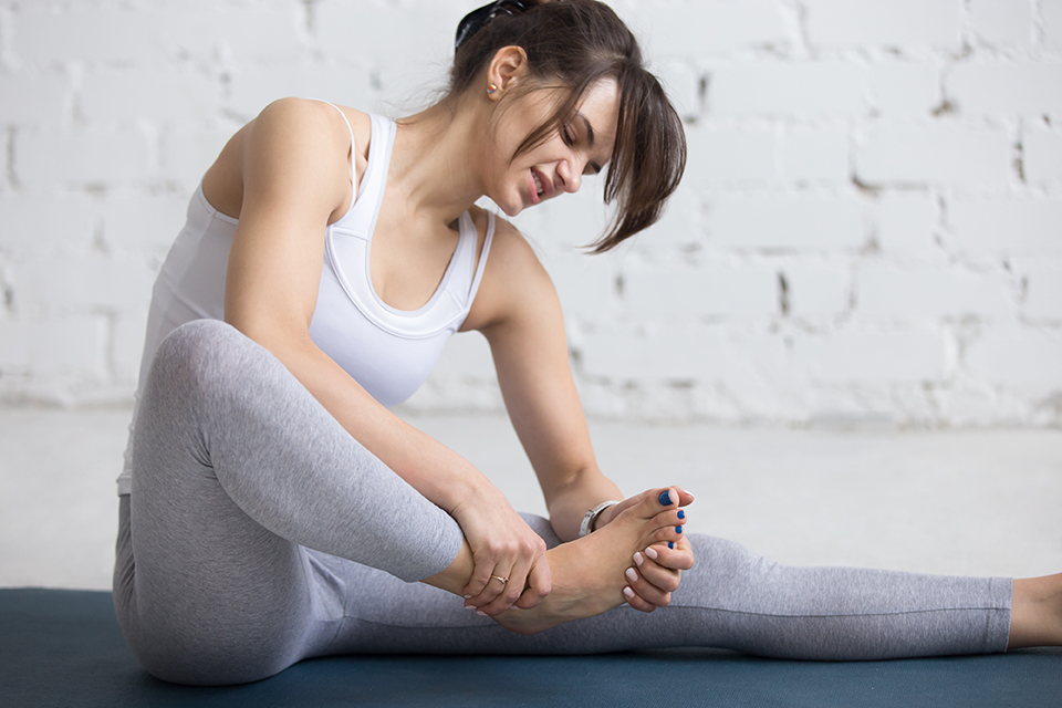 PRP In Plantar Heel Pain: Is The Evidence Mounting?