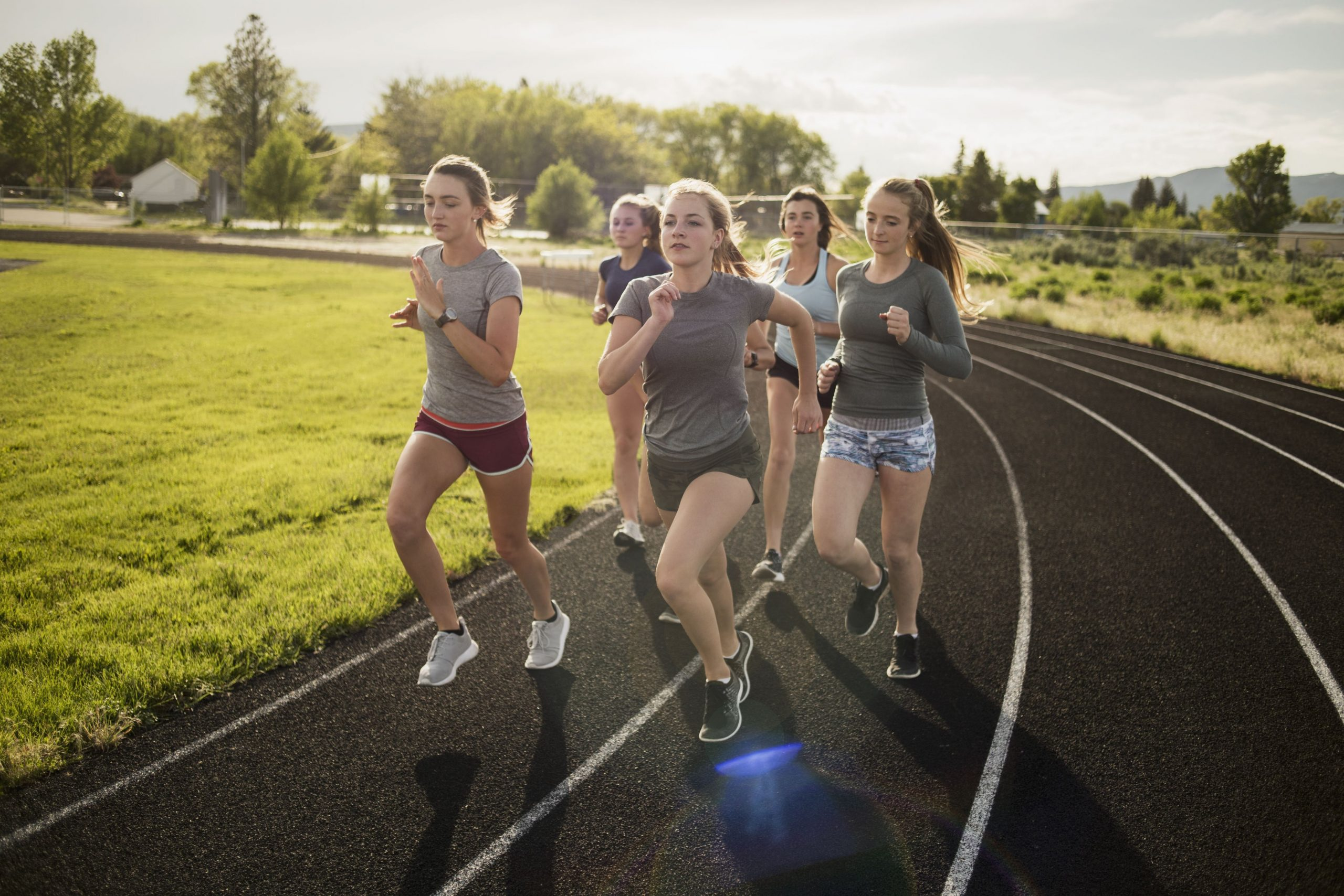 Does playing sports as a child and through adolescence make you a fitter adult?